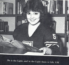 Sarah Palin in High School